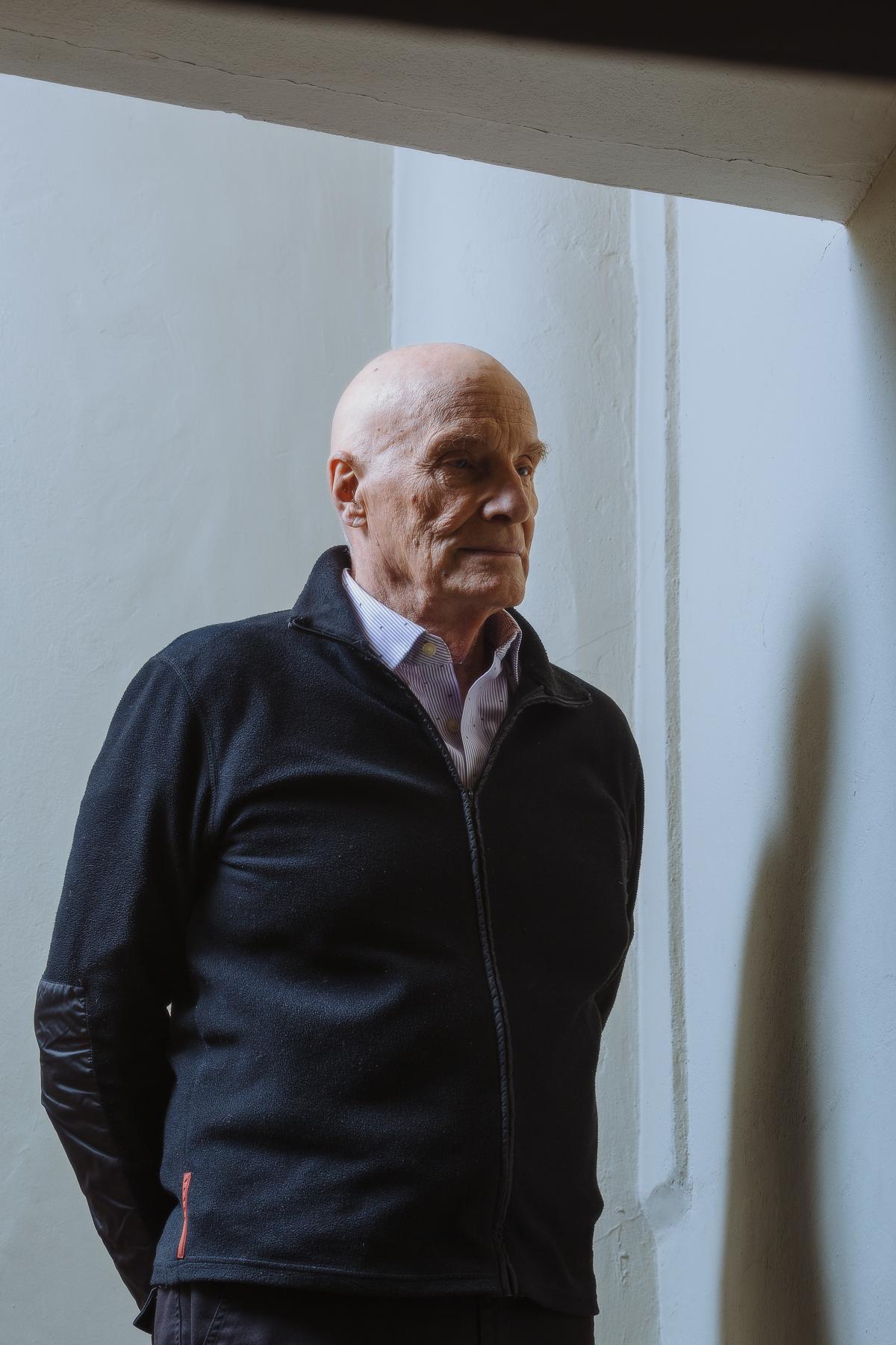 Barbet Schroeder, portrait, cinemathèque suisse, lausanne