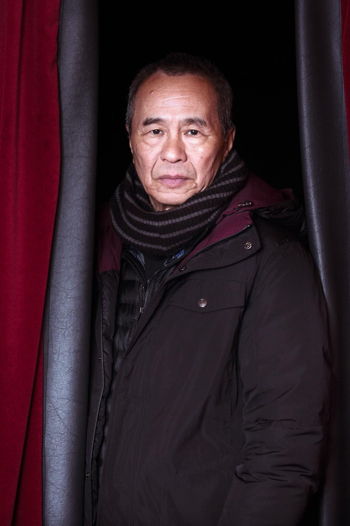 Portrait du réalisateur taïwanais Hou Hsiao-hsien