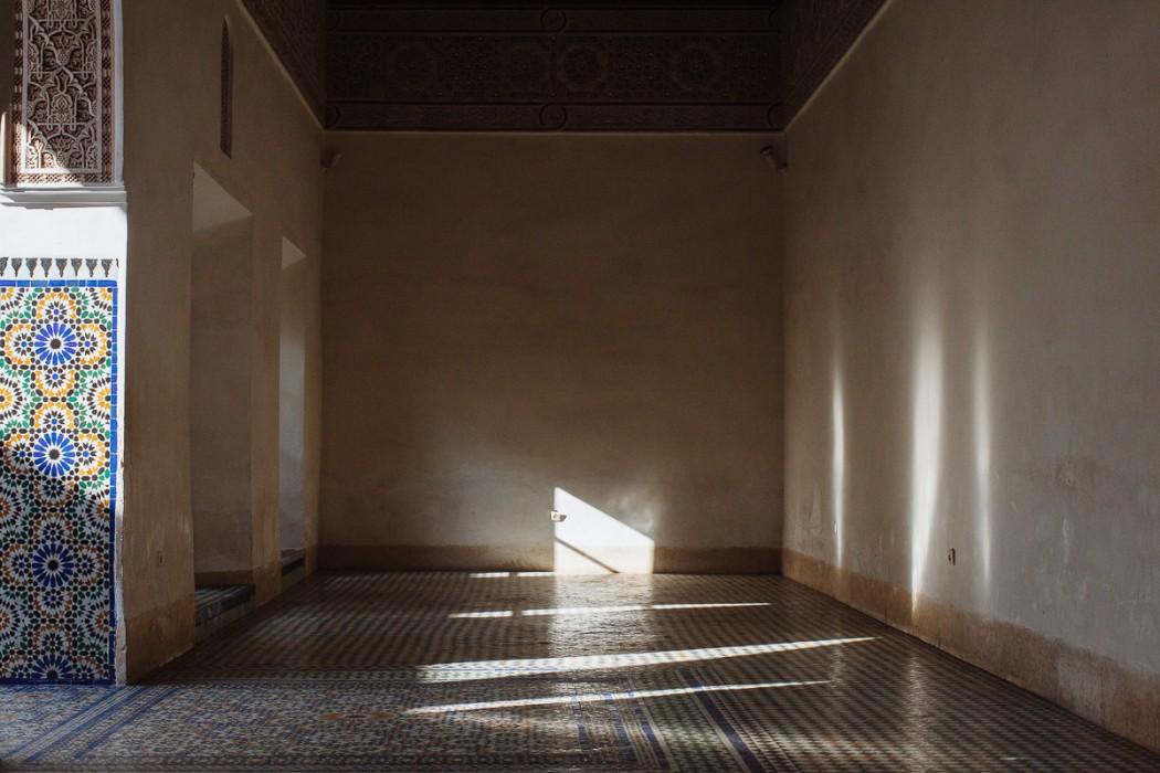 Palais de Bahia, Marrakech.