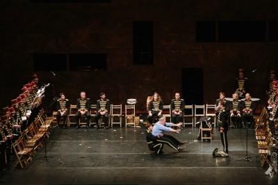 En avant, marche!<br/>Théâtre du Jorat
