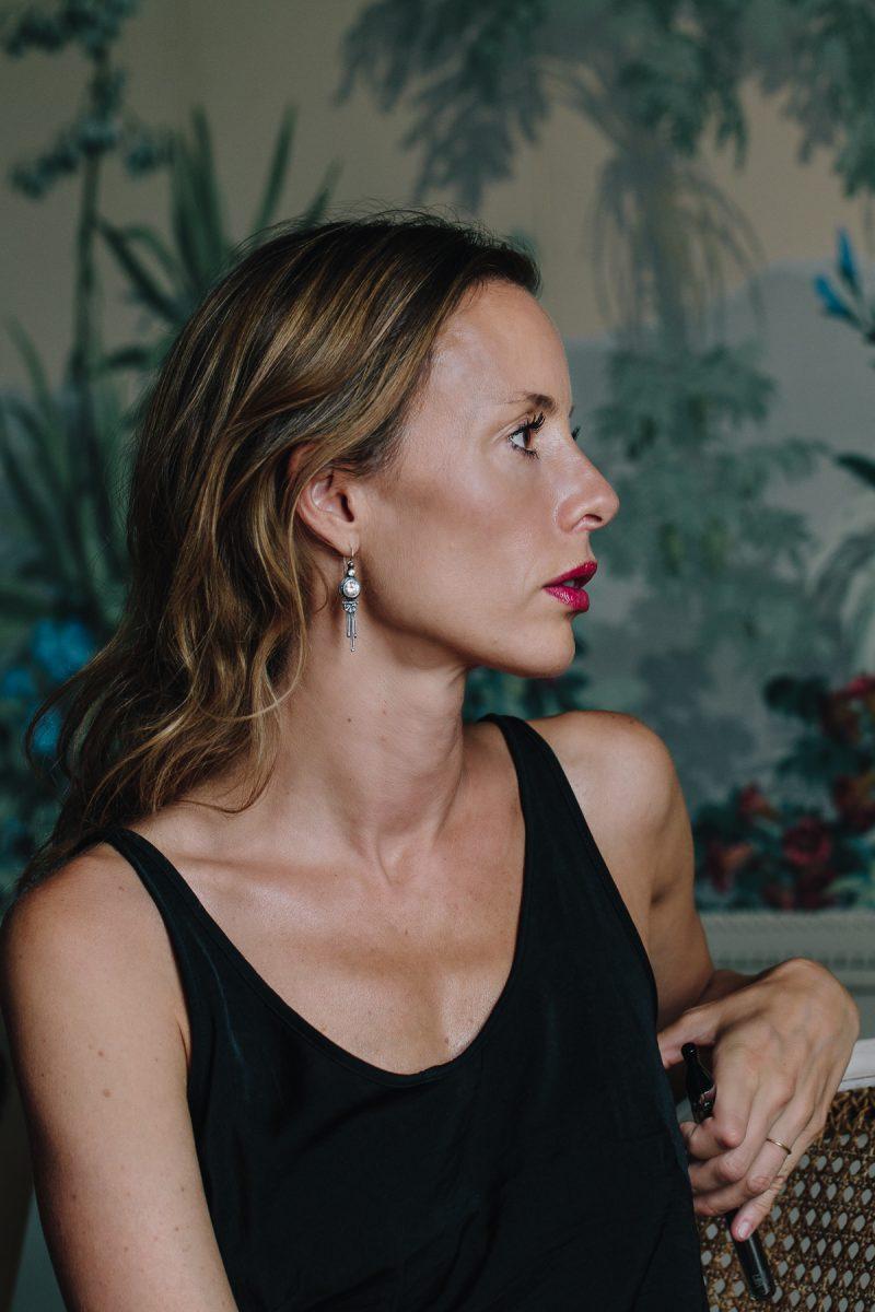 Mélanie Chappuis, écrivain.