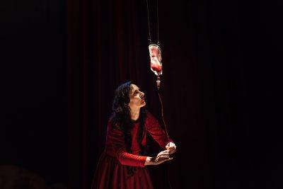 Corintios</br>Angélica Liddell