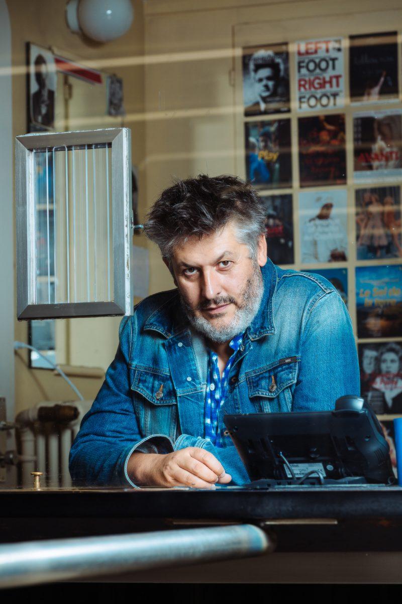 Christophe Honoré au Cinéma Capitole pour présenter le film